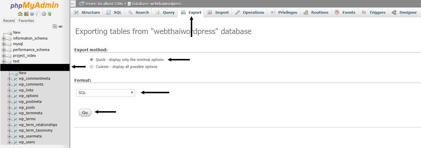 Export database1