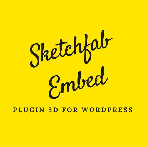 Sketchfab Embed ปลั๊กอิน 3D ใน WordPress แบบง่ายๆไม่ยาก